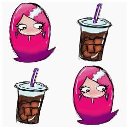 Coffee Pink 2